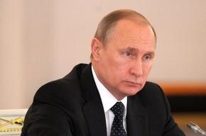 Владимир Путин не планирует встречаться с президентом МОК