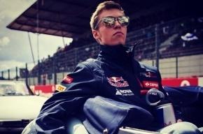 Даниил Квят попал в аварию на Гран-при Австрии