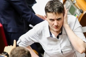 Депутат Рады назвал Надежду Савченко троянским конем для украинцев