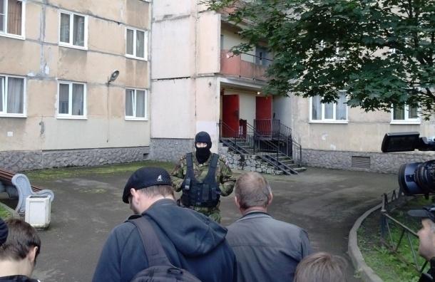 Стали известны подробности спецоперации ФСБ в Петербурге