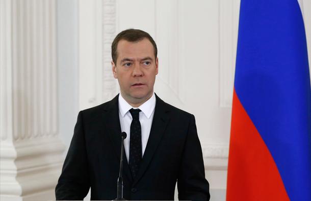 Кремль: против Медведева ведется заказная кампания