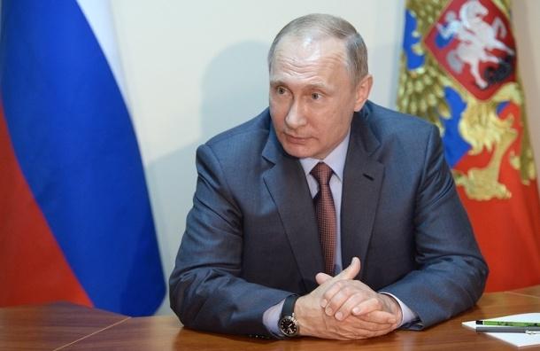 Путин объявил о проведении в России специальных соревнований для паралимпийцев