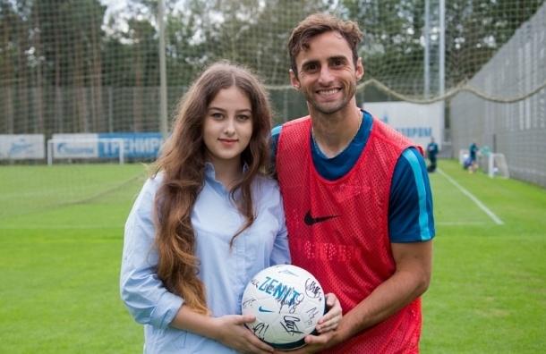 Футболист «Зенита» готов стать таксистом, чтобы собрать средств на операцию девочке