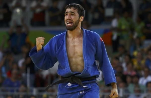 Хасан Халмурзаев принес России золото в дзюдо