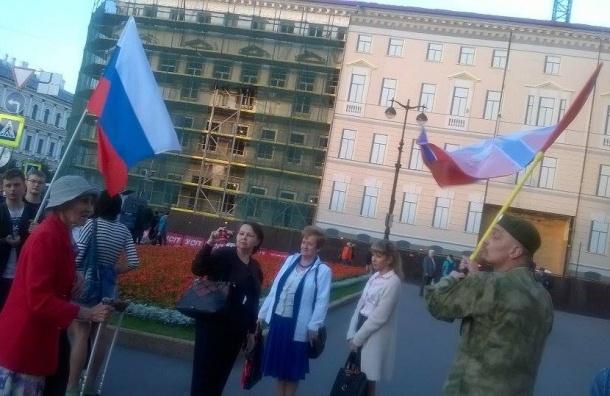 Задержан третий участник акции памяти августовского путча