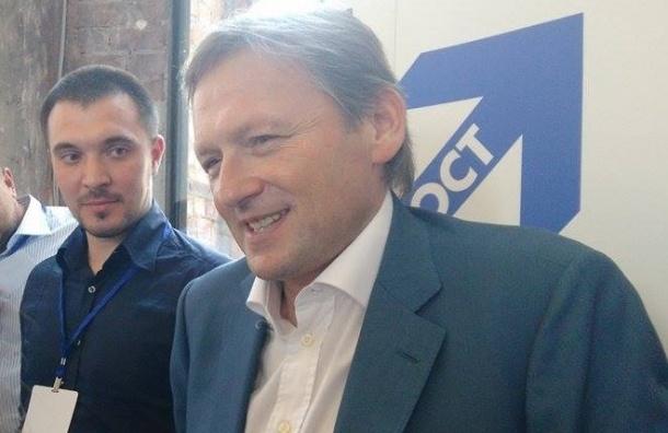 Борис Титов: «ПАРТИЯ РОСТА» преодолевает барьер в 4%