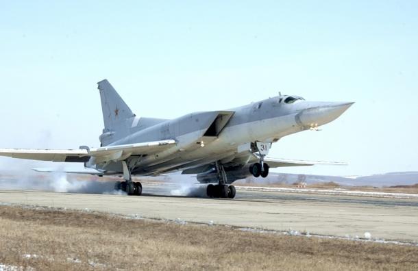 Ту-22М3 разбомбили завод ИГ по производству химических боеприпасов
