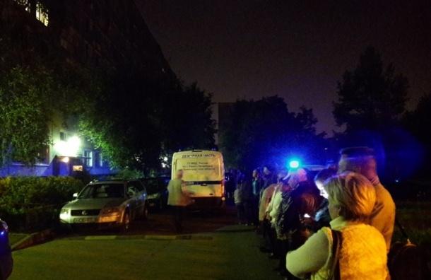 Жители дома на Малой Балканской провели ночь на улице из-за «заминирования»
