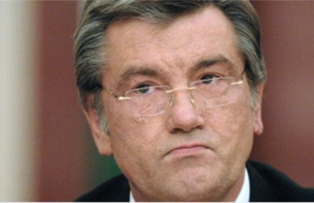 Ющенко: В 2008 году большинство украинцев хотели Путина в президенты
