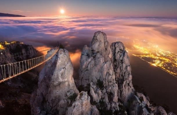 Четыре «страшных» моста мира
