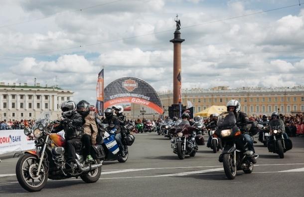 Сеть АЗС «Газпромнефть» на St. Petersburg Harley Days: проверено и заправлено
