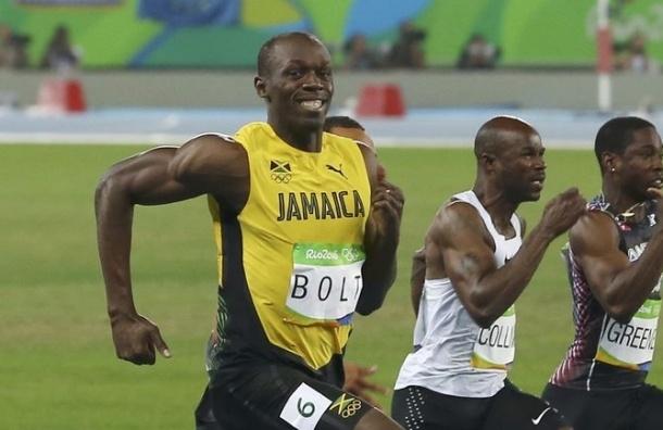 Усэйн Болт завоевал девятое золото на третьих Олимпийских играх