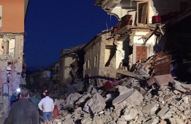 Жертвами стихии в Италии стали 14 человек