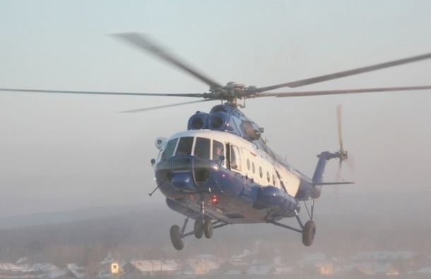 Четверо военных пострадали во время жесткой посадки Ми-8 на Ямале
