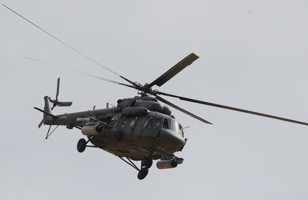 Генштаб: Российский Ми-8 был сбит в результате теракта