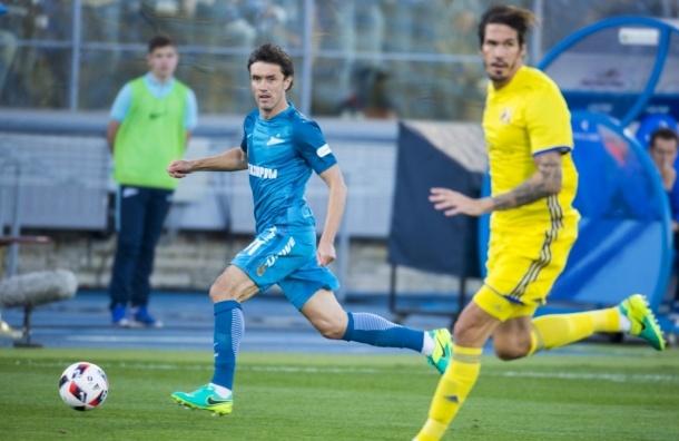 Проигрывая 0:2, «Зенит» вырвал победу у «Ростова»