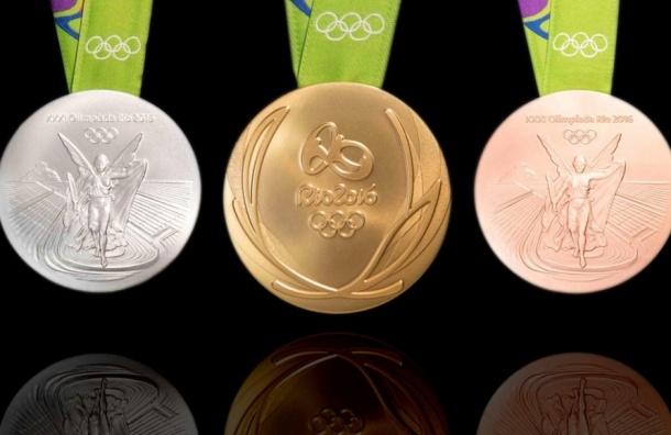 Россия – шестая в общекомандном медальном зачете на Олимпиаде