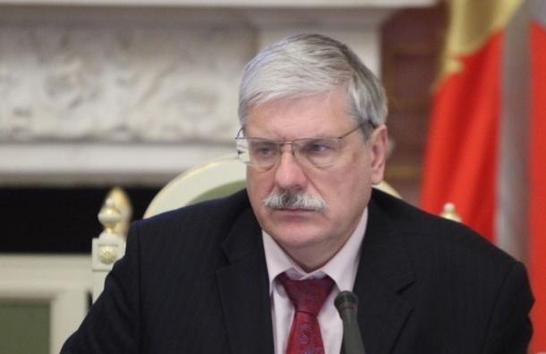 Гражданская панихида по вице-спикеру ЗакСа сегодня пройдет в Мариинском дворце