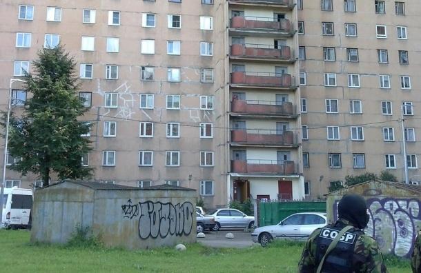 СМИ: один боевик убит во время спецоперации на Ленинском
