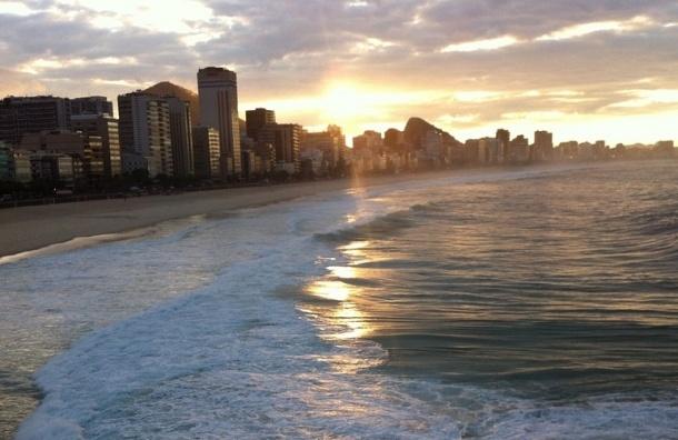 Петербуржец за 496 дней добрался до Рио-де-Жанейро