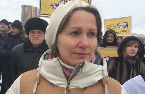 Ирина Комолова пожаловалась в ЦИК на отказ в регистрации одномандатником