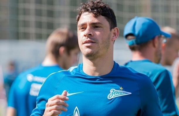 Новичок «Зенита» Жулиано может сыграть уже в матче против «Ростова»