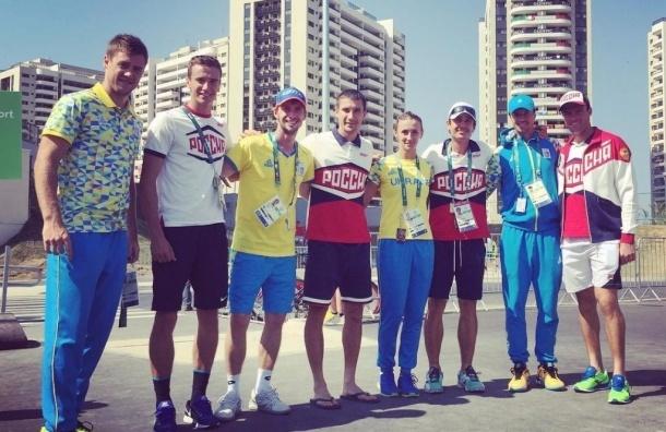 Совместное фото спортсменов Украины и РФ возмутило советника Порошенко