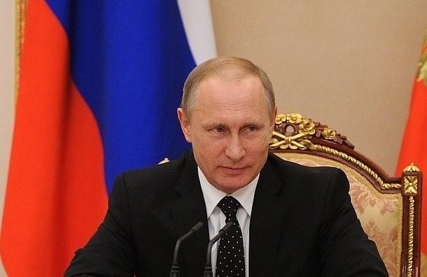 Путин помиловал двух заключенных