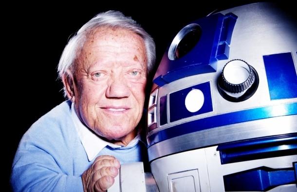 Умер актер, сыгравший робота R2-D2 в «Звездных войнах»