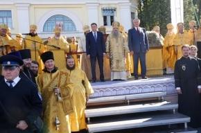 Петербургская митрополия обещала крестный ход без политической агитации