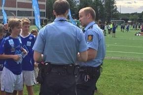 Юные российские футболисты избили своих сверстников из Норвегии