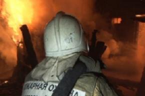Пожар на складе в Москве унес жизни 16 человек, возбуждено уголовно дело