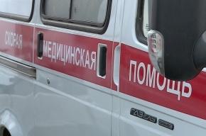 Мужчина выпал с 9 этажа на Выборгском шоссе