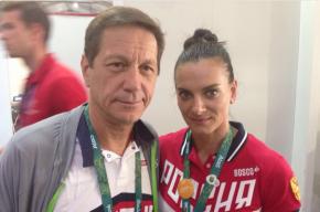 Исинбаеву избрали в Комиссию спортсменов МОК