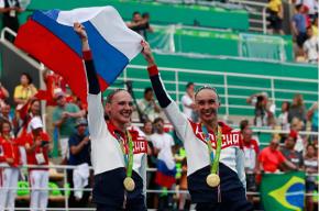 Знамя страны на закрытии ОИ-2016 понесут российские синхронистки