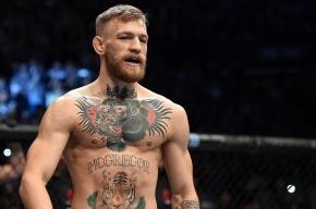 Ирландский боец смешанного стиля Макгрегор сохранил титул чемпиона UFC