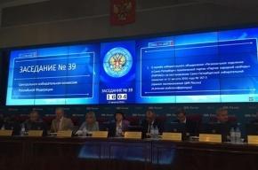 ПАРНАС допущен на выборы в ЗакС Петербурга