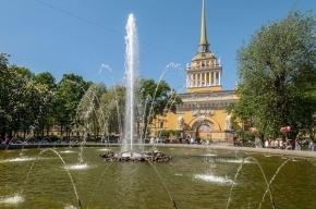 Специалисты Водоканала присмотрят за фонтанами в День ВДВ