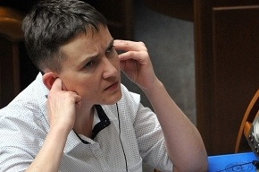 Надежда Савченко снова объявила голодовку