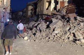Жертвами землетрясения в Италии стали 247 человек