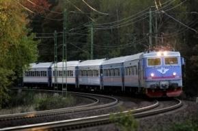 Поезд переехал пенсионерку в Ленобласти