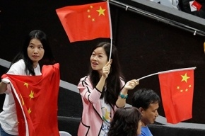 Власти Китая возмущены появлением неправильного флага на Олимпиаде