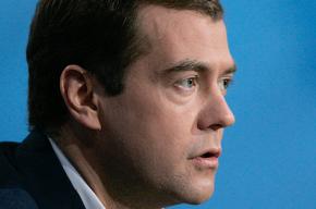 Медведев отчитался перед ЦИК о доходах за 2015 год