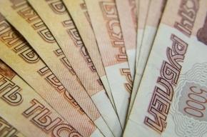 Госдолг Петербурга к 2019 году вырастет до 153 млрд рублей