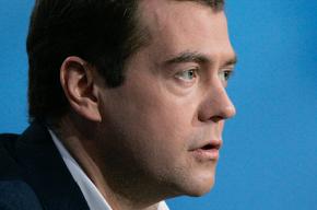 Медведев пожелал удачи российским спортсменам в Рио