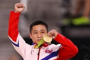 Гимнаста из КНДР назвали самым грустным олимпийским чемпионом