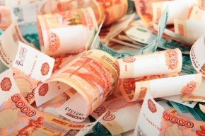 Полмиллиона рублей украли у петербуржца