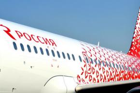 Первый самолет вылетел из Петербурга в Турцию