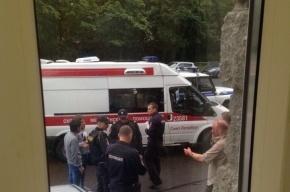 Дебошир и парень сошлись в рукопашной битве на Учительской улице