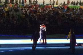 ОИ-2016: Россия выиграла золото в соревновании саблисток